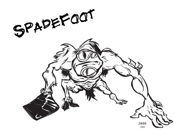 SpadeFoot