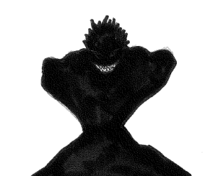 Jerih's silhouette