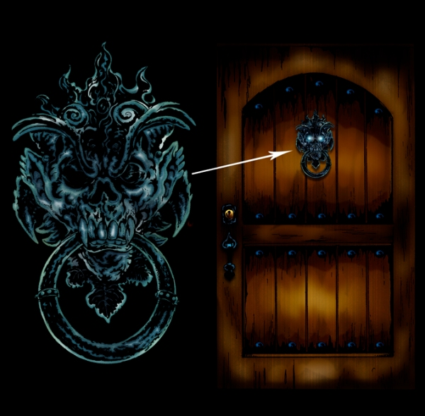15DoorKnocker