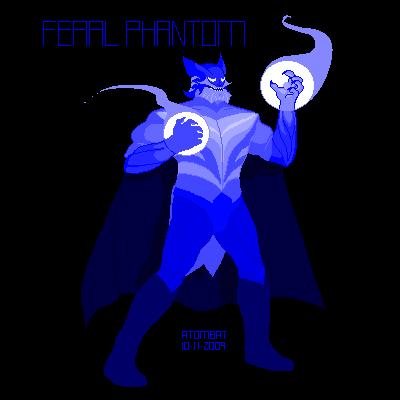 Feral Phantom Wizard Warrior