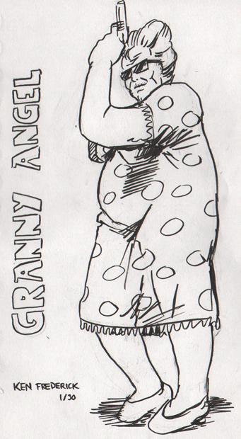 Granny Angel