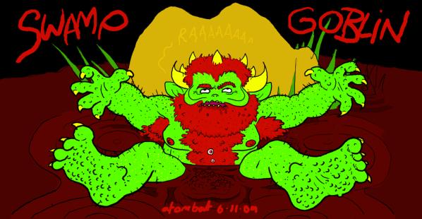 Swamp Goblin v2