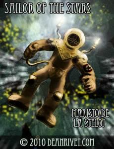 steampunk astronaut